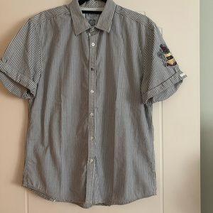 Buffalo striped shirt